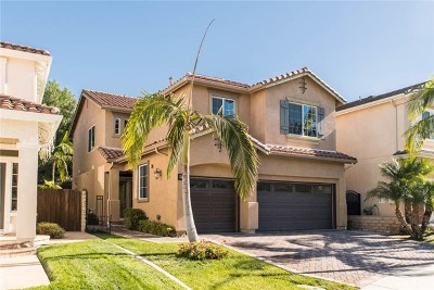 Laguna Niguel  Single Family Home For Sale: 27668 Country Lane Road