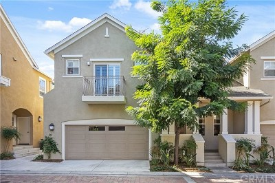 Irvine Condo/Townhouse For Sale: 36 Spring Valley