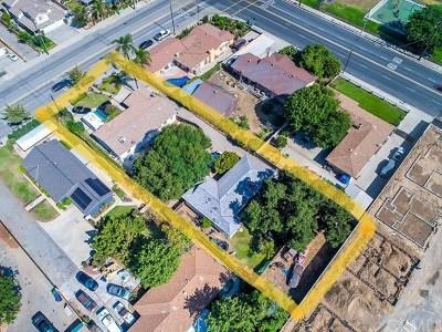 Covina Single Family Home For Sale: 4528 N Sunflower Avenue