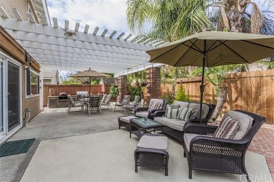 Tustin Single Family Home For Sale: 14791 Briarcliff Place