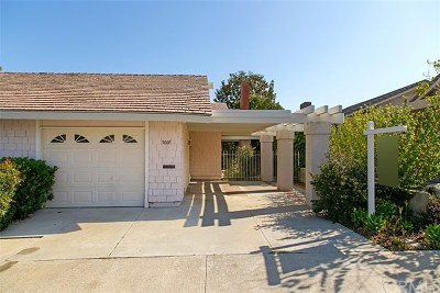 Irvine Single Family Home Active Under Contract: 5001 Paseo Dali