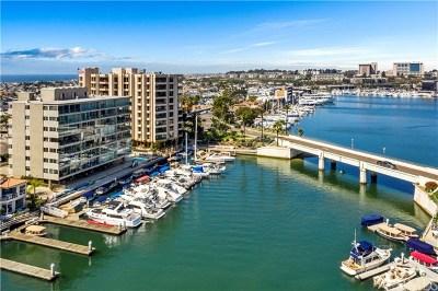 Newport Beach, Corona Del Mar, Newport Coast Condo/Townhouse For Sale: 601 Lido Park Drive #3B