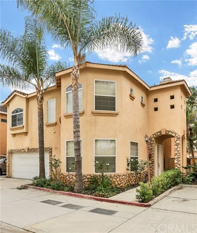 Costa Mesa Single Family Home For Sale: 303 Cutter Way
