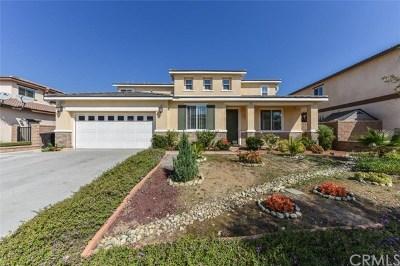 Fontana Single Family Home For Sale: 16060 Cascade Drive