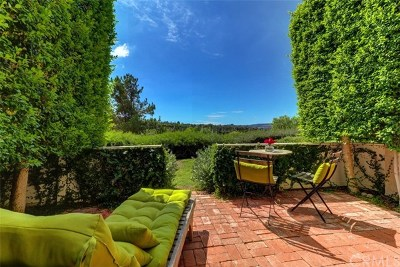 Laguna Niguel Condo/Townhouse For Sale: 25554 Paseo La Vista #19