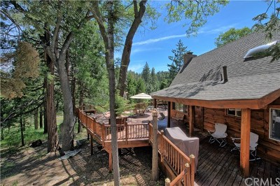 Lake Arrowhead Single Family Home For Sale: 173 Hillcrest Court