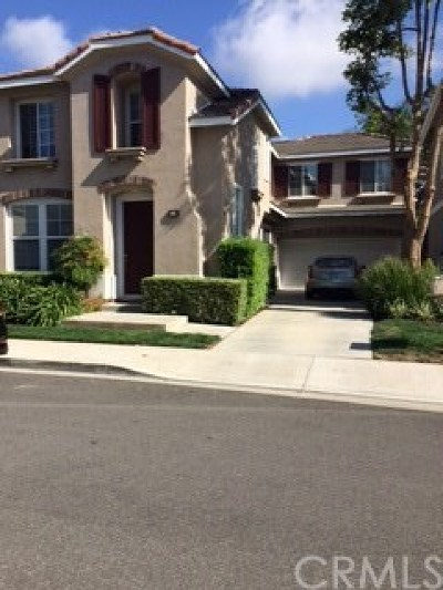 Aliso Viejo Single Family Home For Sale: 66 Plateau