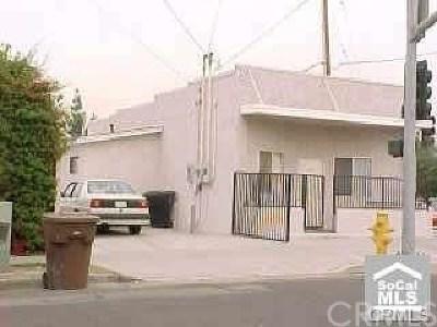 Placentia Multi Family Home For Sale: 209 W La Jolla Street