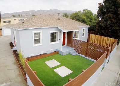 Burbank Multi Family Home For Sale: 1721 Peyton Avenue