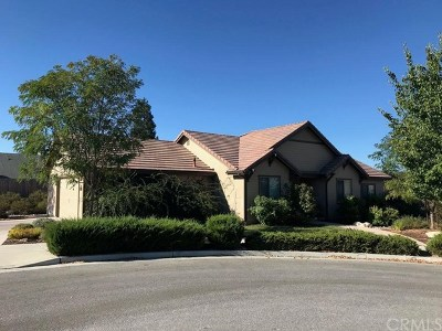 Paso Robles CA Single Family Home For Sale: $775,000
