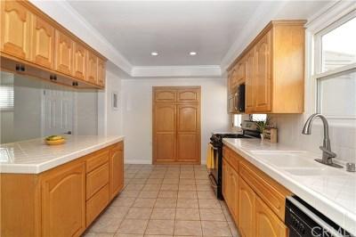 Huntington Beach Single Family Home Active Under Contract: 18122 Wharton Lane