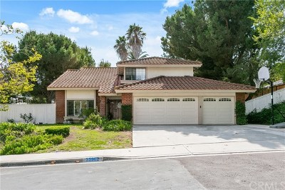 Laguna Niguel Single Family Home For Sale: 25962 Pasofino