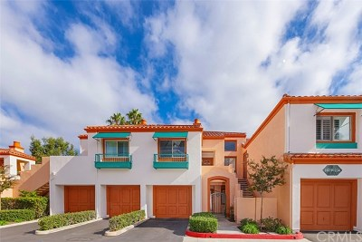 Newport Beach Condo/Townhouse For Sale: 226 Villa Point Drive