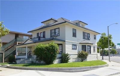 Santa Ana Multi Family Home For Sale: 713 N Spurgeon Street