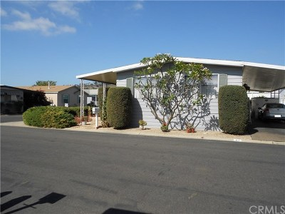 San Juan Capistrano Mobile Home For Sale: 32371 Alipaz Street