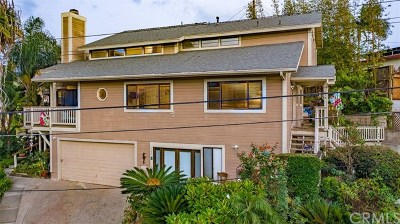 San Clemente Multi Family Home For Sale: 167 Avenida Florencia