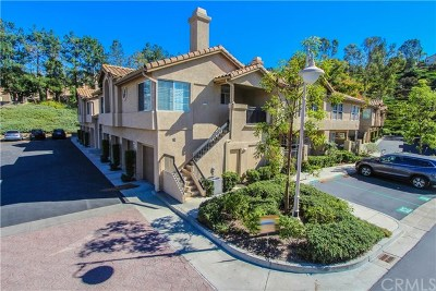 Aliso Viejo Condo/Townhouse For Sale: 69 Waxwing Lane