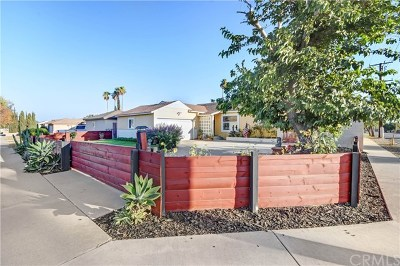 Fontana Single Family Home For Sale: 17307 Fairview Road