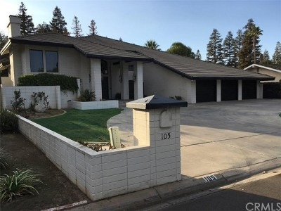 Bakersfield Single Family Home For Sale: 105 Portales Real