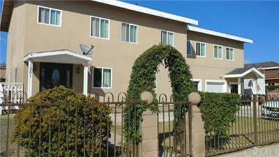 Torrance Multi Family Home For Sale: 1351 W 219th Street