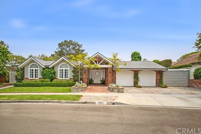 Orange County Rental For Rent: 1472 Galaxy Drive