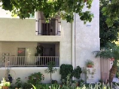 Orange County Condo/Townhouse For Sale: 2257 Via Puerta # Q