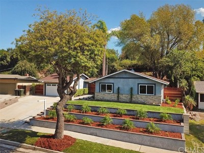 Fullerton Single Family Home For Sale: 906 Glenhaven Avenue