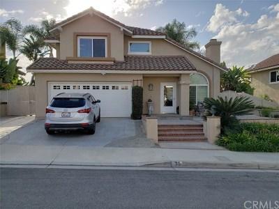 Rancho Santa Margarita Single Family Home For Sale: 33 Los Platillos
