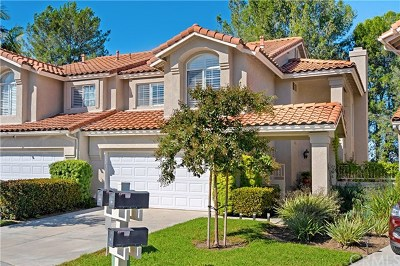 Aliso Viejo Single Family Home For Sale: 55 Bluebird Lane