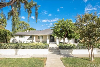 Long Beach Single Family Home For Sale: 3750 Country Club Drive