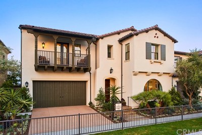 Irvine Single Family Home For Sale: 115 Frontier