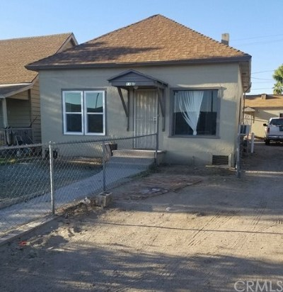 Needles Multi Family Home For Sale: 1115 Front Street