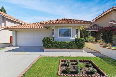 Rancho Santa Margarita Single Family Home For Sale: 14 Dewberry