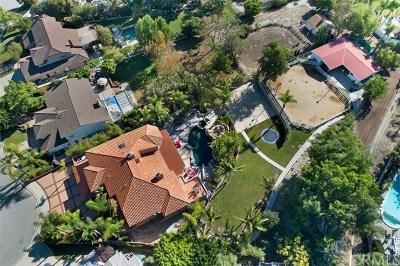 Single Family Home For Sale: 26031 Flintlock Lane