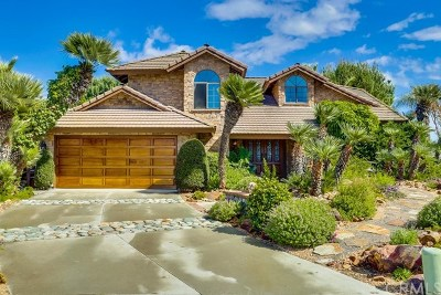 Laguna Niguel Single Family Home For Sale: 28602 Vista Ladera
