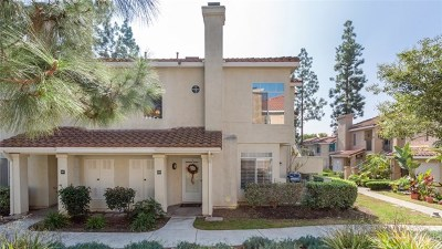 Aliso Viejo Condo/Townhouse For Sale: 151 Sandpiper Lane