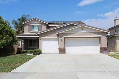 Eastvale Single Family Home For Sale: 13128 Jardene Street