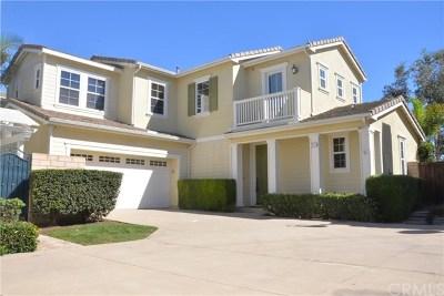 Costa Mesa Single Family Home For Sale: 2518 Cornerstone Lane #29