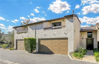 Orange CA Condo/Townhouse For Sale: $475,000