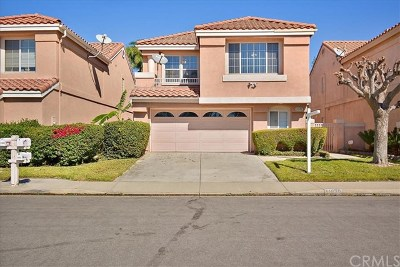 Rancho Cucamonga Single Family Home For Sale: 11670 Pavia Drive