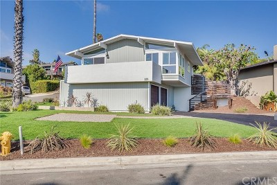 San Clemente Single Family Home For Sale: 220 Calle De Anza