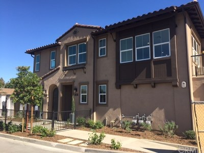 Hacienda Heights Condo/Townhouse For Sale: 2161 Citrus Place #A