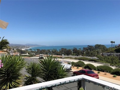 Dana Point Single Family Home For Sale: 25131 Via Elevado