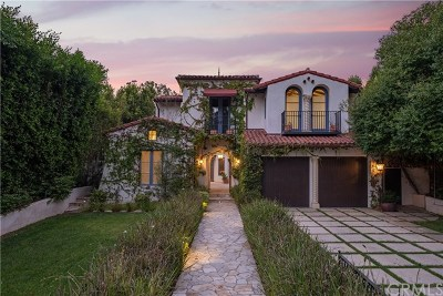 Los Angeles County Single Family Home For Sale: 3613 Palos Verdes Drive N