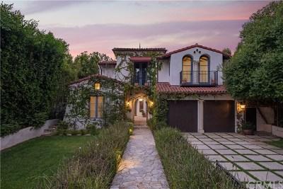 Palos Verdes Estates Single Family Home For Sale: 3613 Palos Verdes Drive N