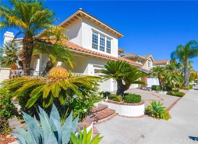 Laguna Niguel Single Family Home For Sale: 24231 Rue De Cezanne