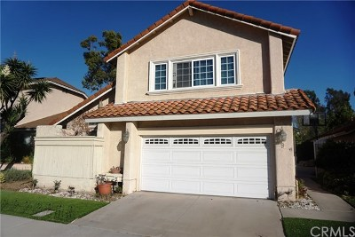 Irvine Single Family Home For Sale: 9 Eden