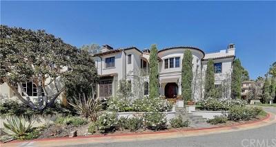 Dana Point Single Family Home For Sale: 4 Castillo Del Mar