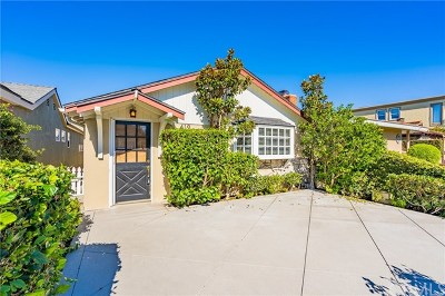 Corona Del Mar Single Family Home For Sale: 419 Narcissus Avenue