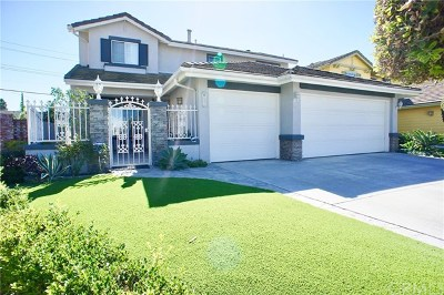 Huntington Beach Single Family Home For Sale: 6832 Halifax Drive